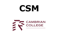 CSM - Cambrian College